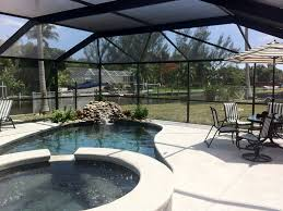 waterfront bungalow with heated pool large vrbo