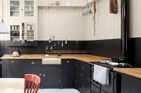kitchen clear brown wood kitchen countertop decor combine black