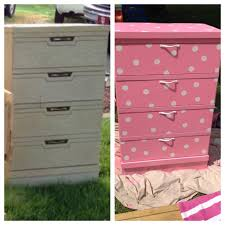 Minnie Mouse Toy Box Before And After Minnie Mouse Dresser For My Daughter Adrianna