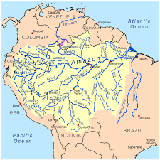 Casiquiare canal