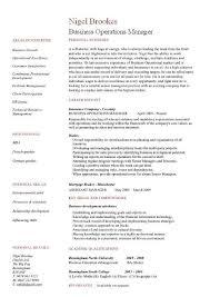 Crm   Bi Business Consultant Resume Samples happytom co