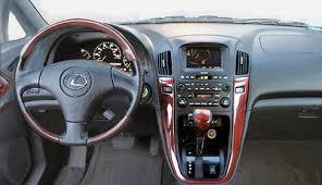 lexus jeep 2016 interior 2000 lexus rx 300 information and photos zombiedrive