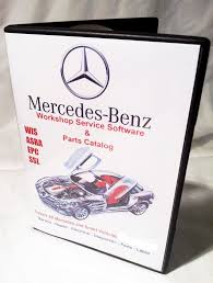 mercedes 2017 wis asra epc dealer workshop software repair manual