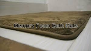 Mohawk Memory Foam Rug Pad Memory Foam Bath Mat Bathroom Rugs In Large Contemporary Modern