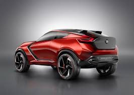 nissan juke white and red nissan u0027s gripz concept is a z branded sports crossover 50 pics