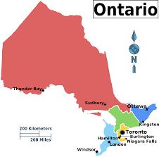 Hamilton Canada Map Ontario Regions Map U2022 Mapsof Net