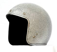 open face motocross helmet silver metal flake 610 open face motorcycle helmet free shipping