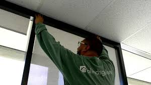 how to install motorized remote control window shades youtube