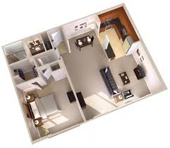 Single Bedroom Apartment Floor Plans by One Bedroom Apartments In Bethesda Md Topaz House Apts