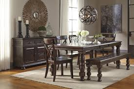 signature design by ashley gerlane 9 piece solid pine dining table signature design by ashley gerlane 9 piece solid pine dining table set wayside furniture dining 7 or more piece sets