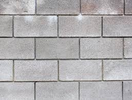 modern grey brick wall for background or texture u2014 stock photo