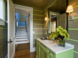 Powder Room In French Pick Your Favorite Green Space Hgtv Dream Home 2017 Hgtv