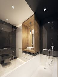applying 3 types of gorgeous bathroom decor which combine with