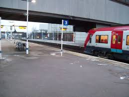 Gatwick Airport railway station