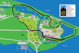 Detroit Michigan Map by Detroit Belle Isle Grand Prix Map 300 Renaissance Ctr Detroit Mi