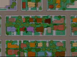 742 Evergreen Terrace Floor Plan Simpsons Springfield Map Evergreen Terrace U2013 Swimnova Com