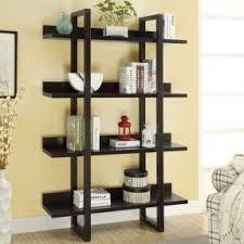 4 shelf bookcases foter