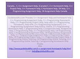 C homework help Cosgrove Survival Specialists