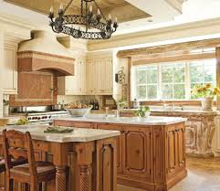 home design ideas shabby chic country kitchen décor with natural