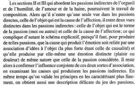 Extrait de   David Hume  Essais et trait  s sur plusieurs sujets   Tome    Enqu  te sur l     entendement humain  Dissertation sur les passions  Espace P  dagogique Contributif   Le Monde