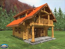 small log home two story log home in lovely surroundings i love small