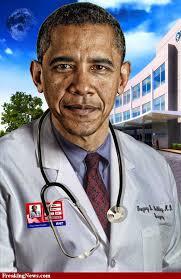 Doctor Barack Obama