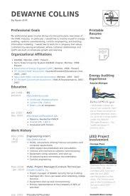 Examples Of Hvac Resumes by Engineering Intern Resume Samples Visualcv Resume Samples Database