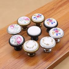online get cheap floral door knobs aliexpress com alibaba group