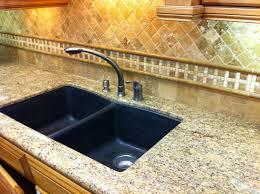 Kitchen Tile Designs For Backsplash Furniture Dark Jsi Cabinets With Merola Tile Backsplash And