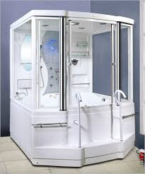 interior cool design using parquet flooring and one piece toilet