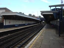 Harlesden station