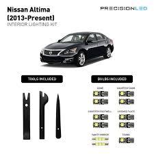 nissan altima 2013 accessories amazon com precision led 2013 2016 nissan altima led interior