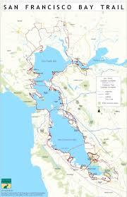 San Francisco Bart Map San Francisco Bay Trail Map Michigan Map