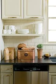 modren kitchen tiles country style with seating wooden painted