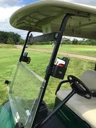 ready caddy the portable golf cart organizer