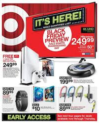 target black friday sonicare target black friday ad 2016 doorbusters