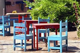 Outdoor Furniture Finish by What Kind Of Paint Stands Up To Furniture Left Outdoors Home