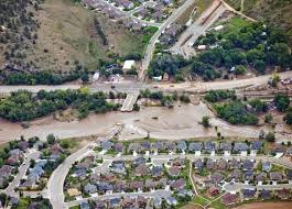 Colorado floods: Rescuers strongly advise residents to evacuate