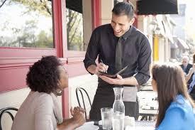 Sample Resume For Waitress  resume template cv waiter waitress cv