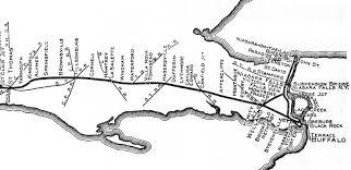 Canada Rail Map by Canada Southern Railway Maps