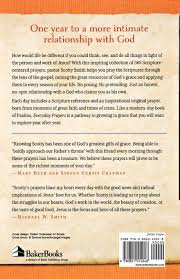everyday prayers 365 days to a gospel centered faith scotty
