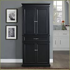 pantry cabinet stand alone pantry cabinet with kitchen stand