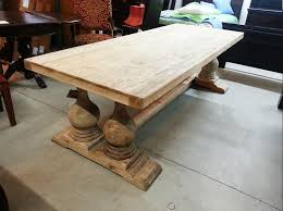 solid wood dining table traditional unfinished online meeting rooms
