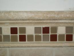 bathroom wall trim ideas ideas pinterest bathroom tiling custom chair rail bathroom tile designs and ideas by complete home remodeling and repair company gibbstown 08027