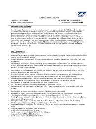 Management Consultant Resume Sample by Sap Mm Consultant Resume Sample Resume For Your Job Application
