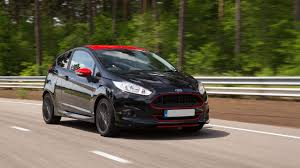 Ford Focus Colours Ford Fiesta 1 0 Ecoboost 140ps St Line Black Edition 2016 Review