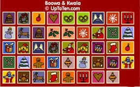 Рождественские карты игры