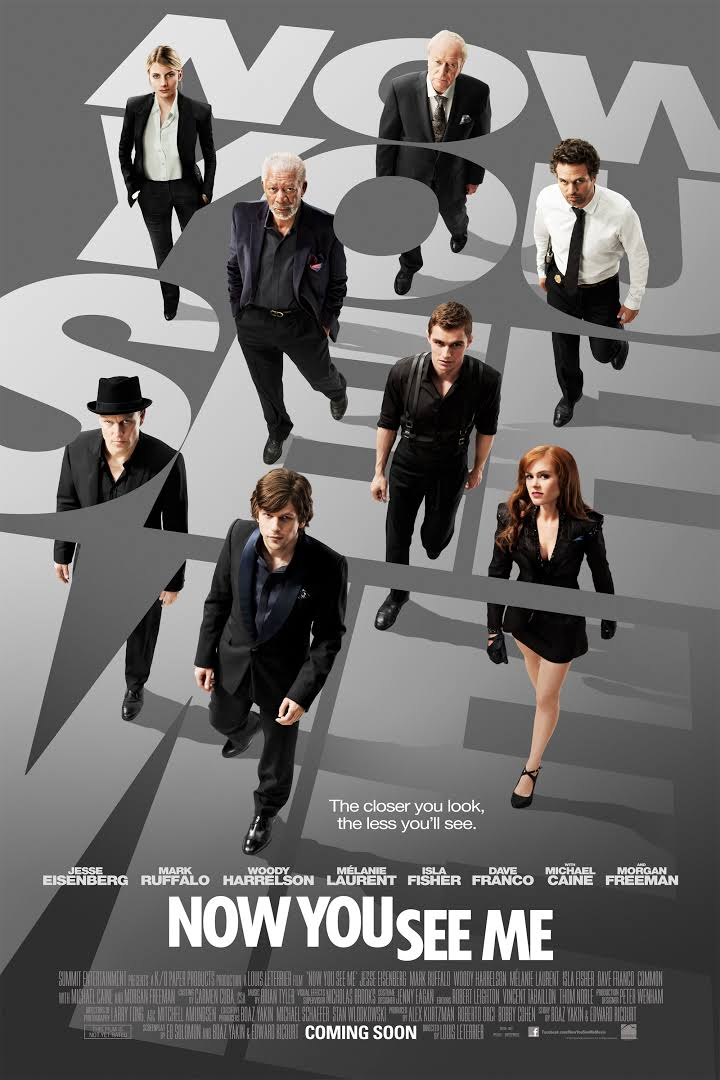 Image result for Now You See Me movie
