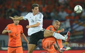 Pertandingan Grup B Belanda vs Jerman