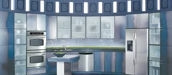 Stainless Steel Kitchen Furniture by Stainless Steel Kitchen Cabinets Stainless Steel Cabinets Give A